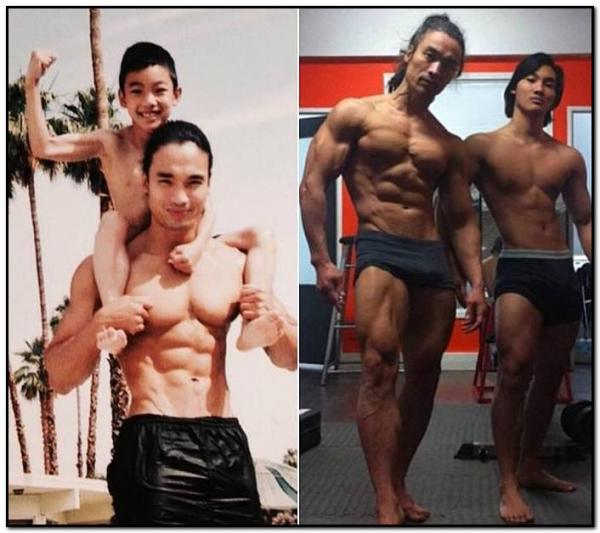 kane sumabat дядя и племянник