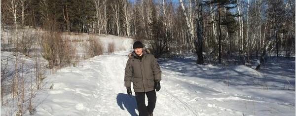 Прогулка в лесу Рус