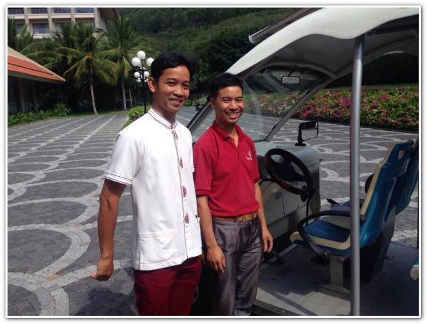 Вьетнамцы улыбаются всегда