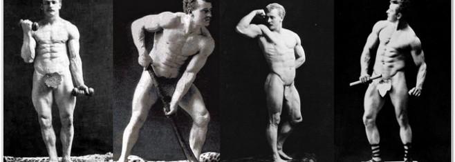 Евгений Сандов родоначальник атлетизма