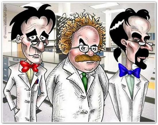 ученые мужья