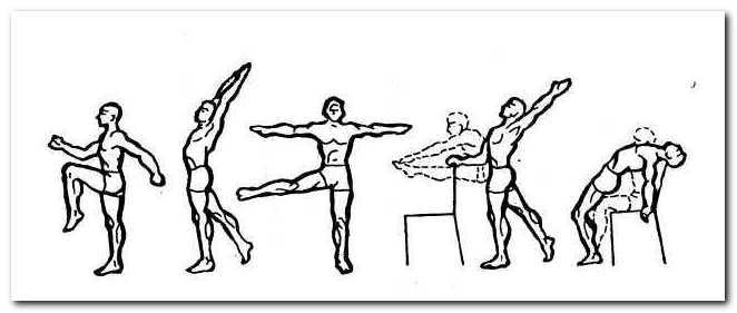 Упражнения утренней зарядки