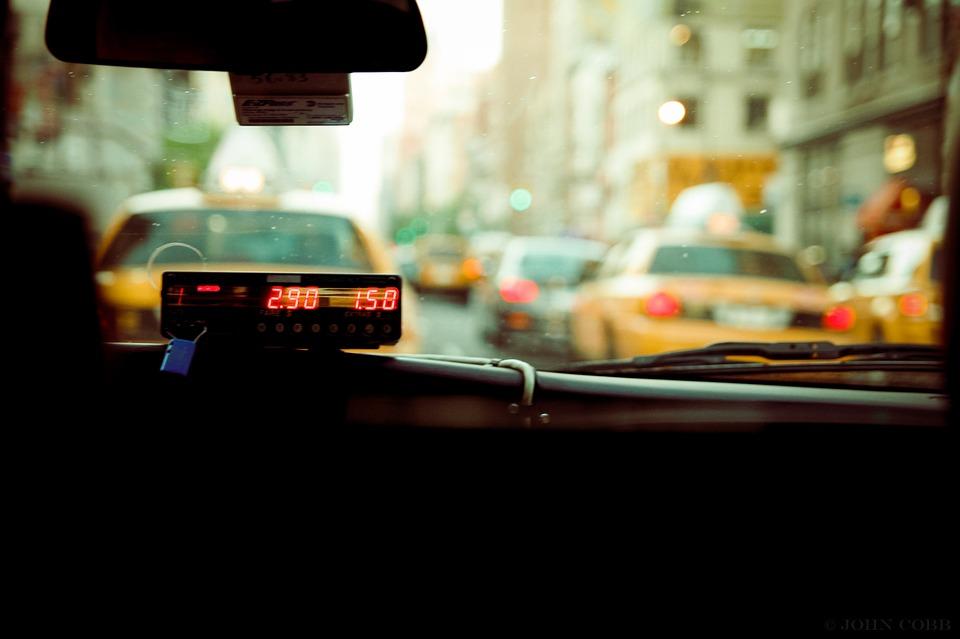 Счетчик в такси