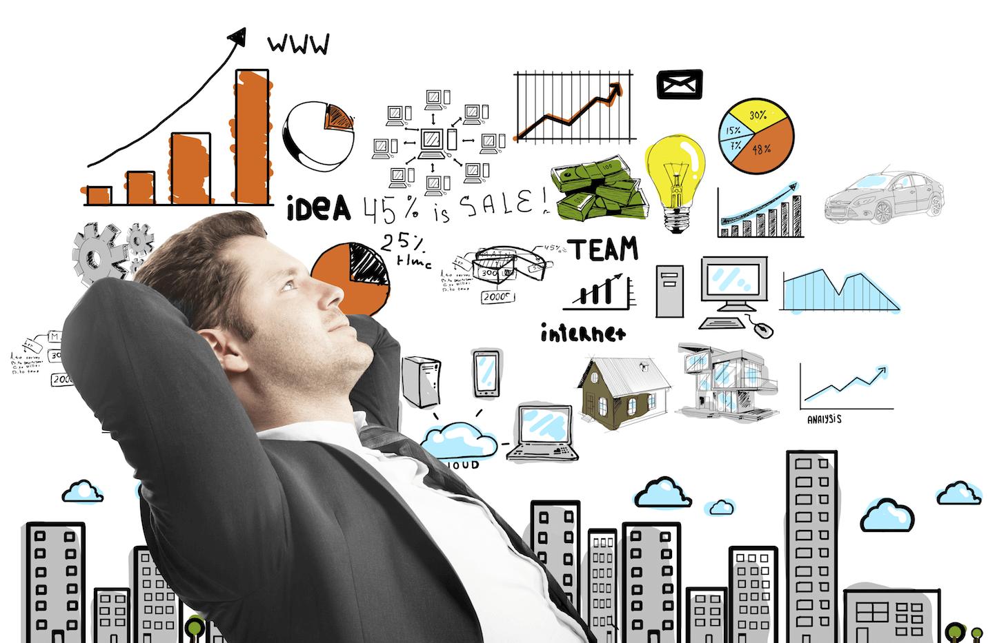 100+ актуальных бизнес-идей для маленького города