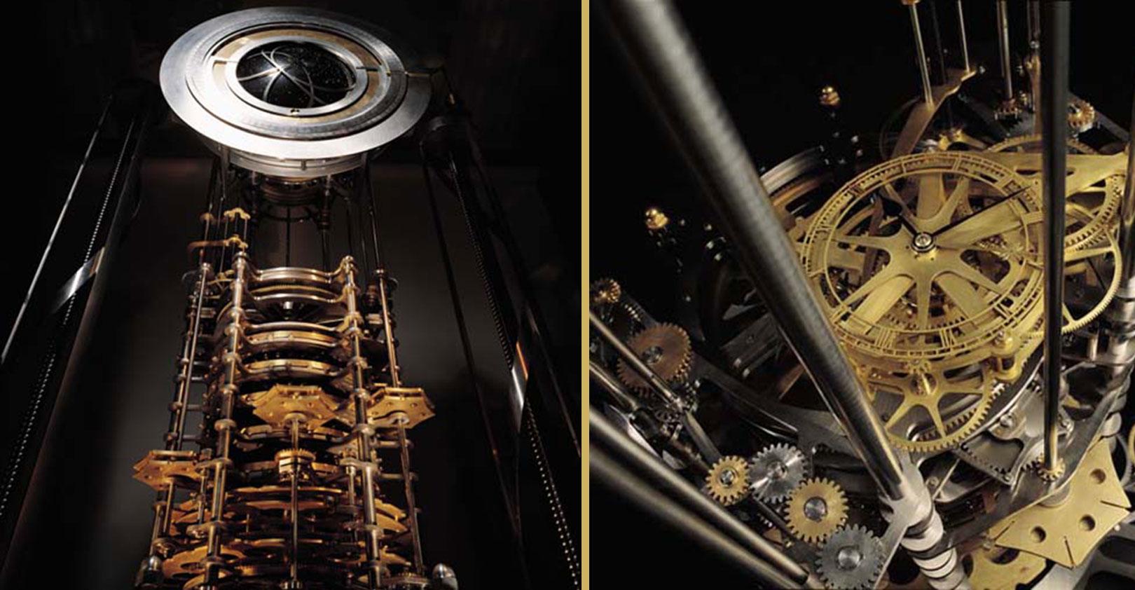 Часы Безоса