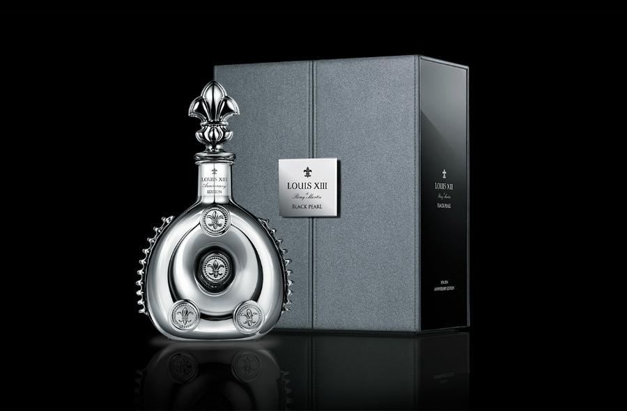 Rémy Martin Cognac Black Pearl Magnum Louis XIII