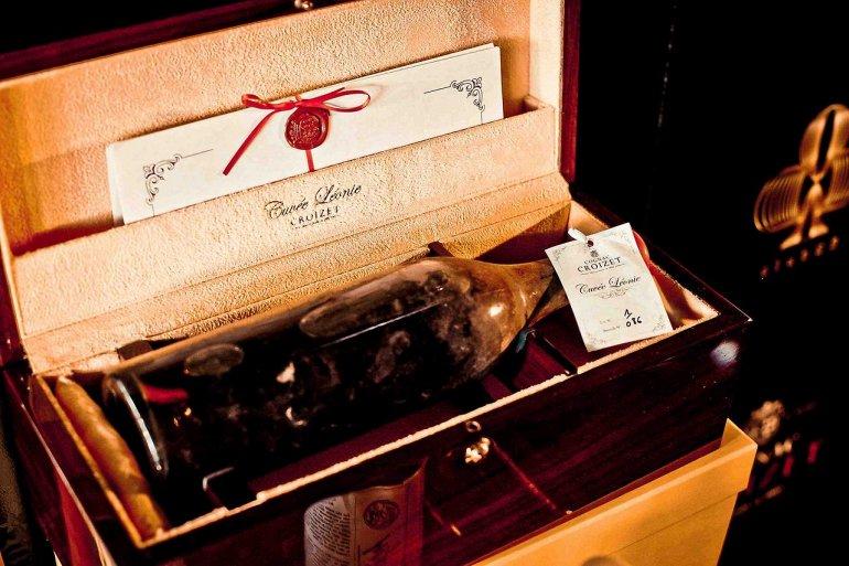 1858 Cognac Croizet Cuvée Léonie