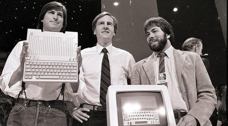 Основатели Apple