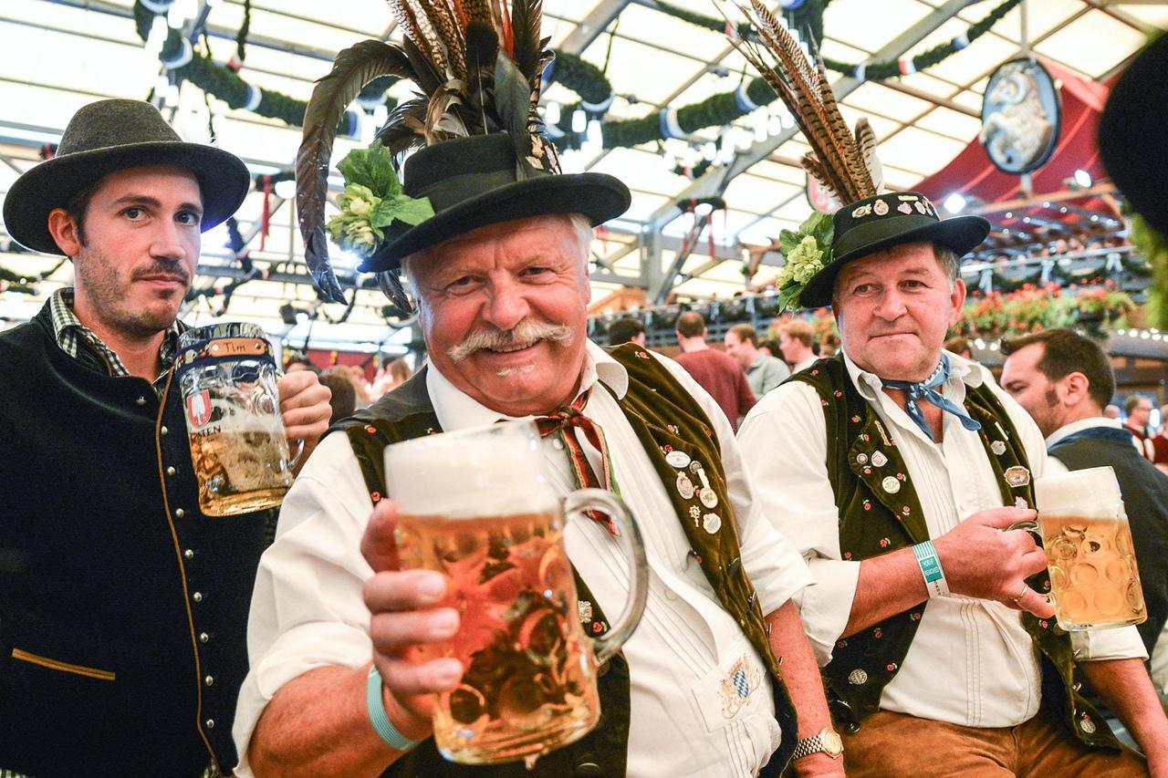 Немцы отдыхают