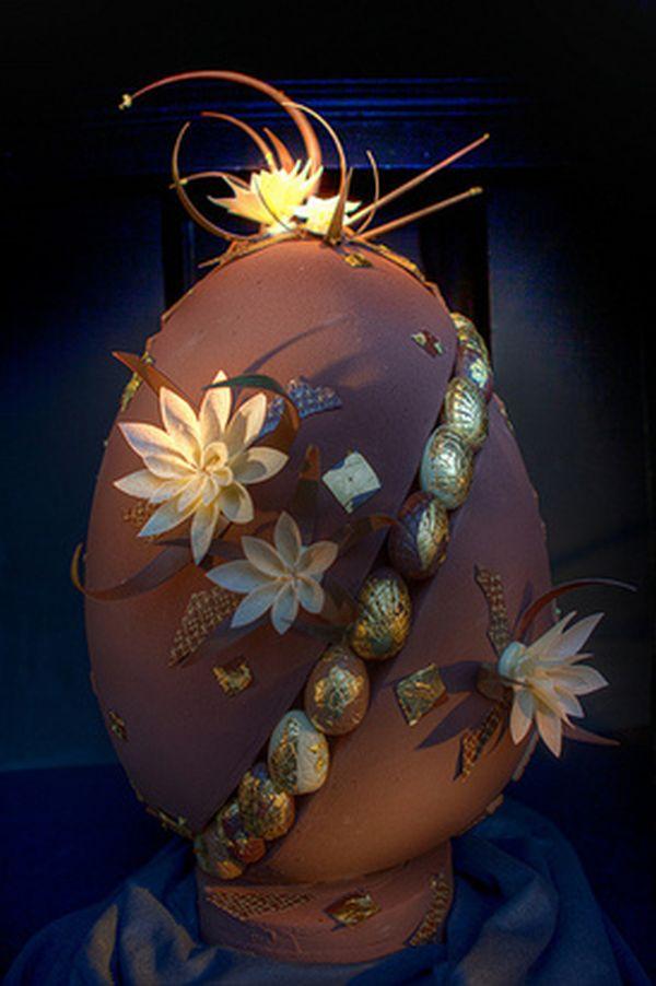 Golden Specled Egg