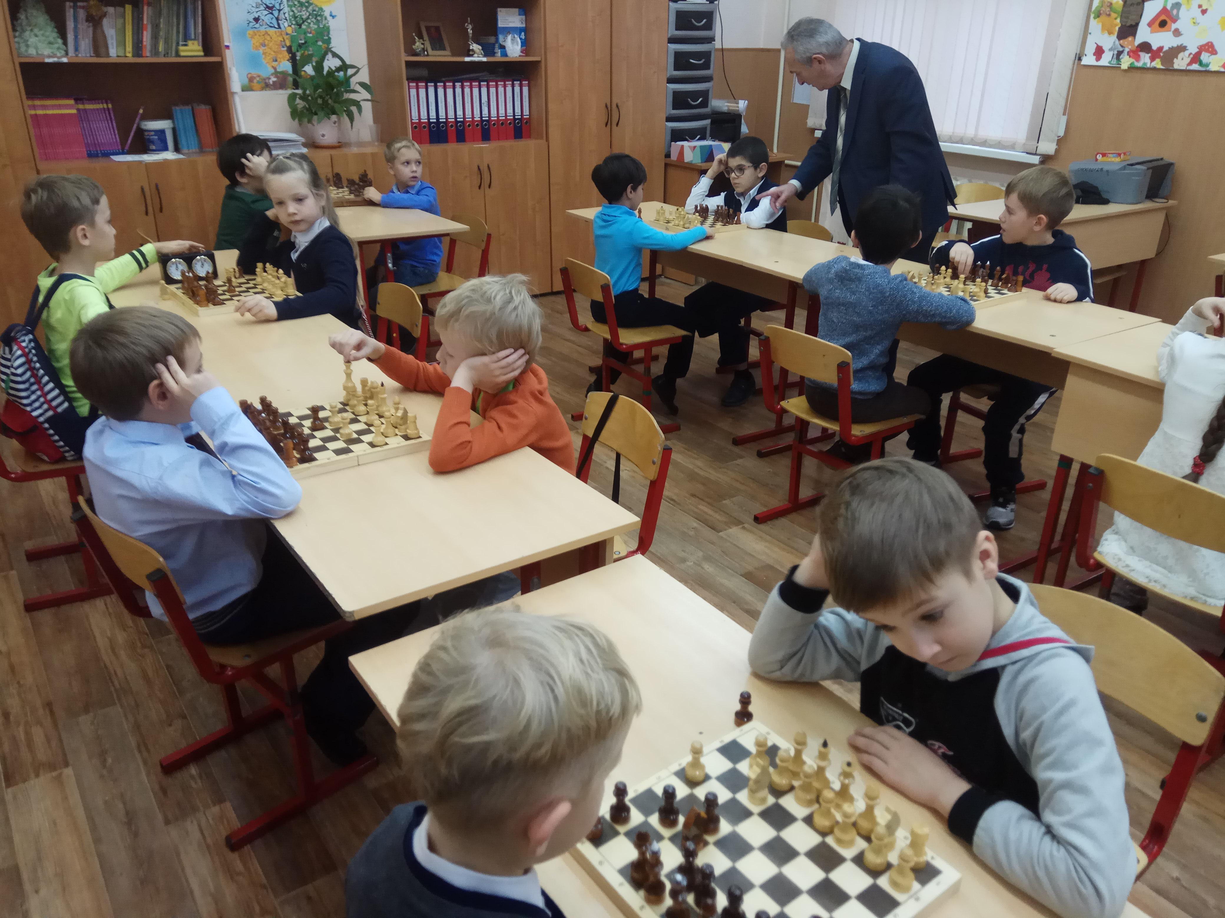 Элективный курс по шахматам
