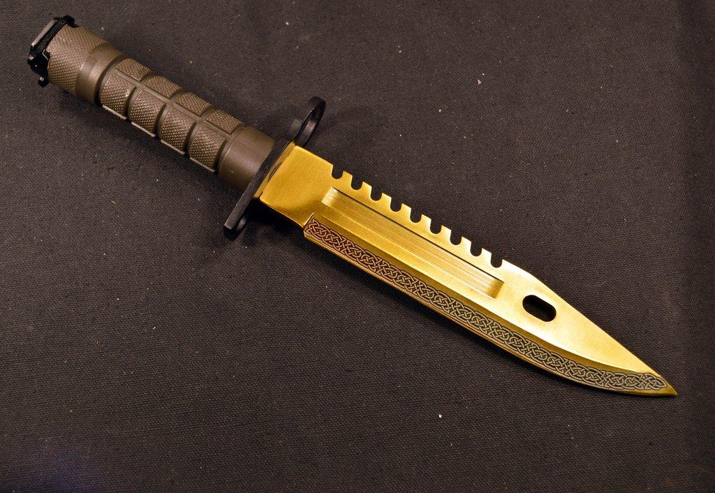 Штык-нож М9 / Легенды
