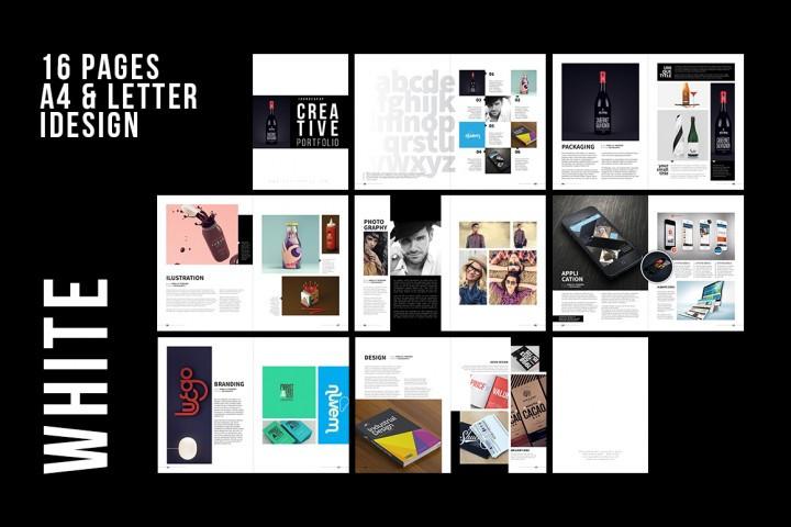 Портфолио дизайнера в pdf
