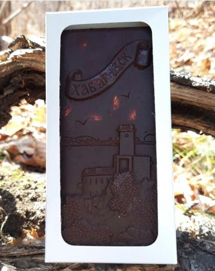 Шоколад «Хабаровск»