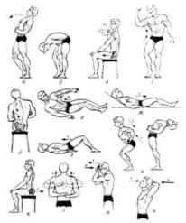 Автономная гимнастика