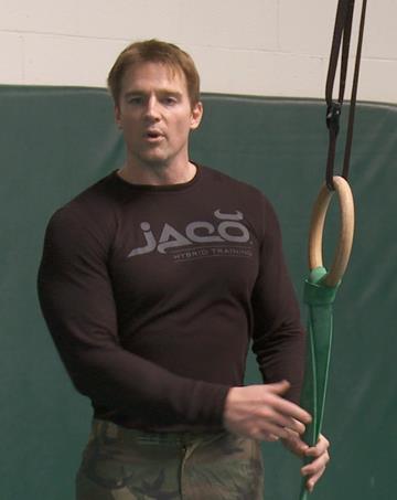Чад Уотербери фитнес тренер