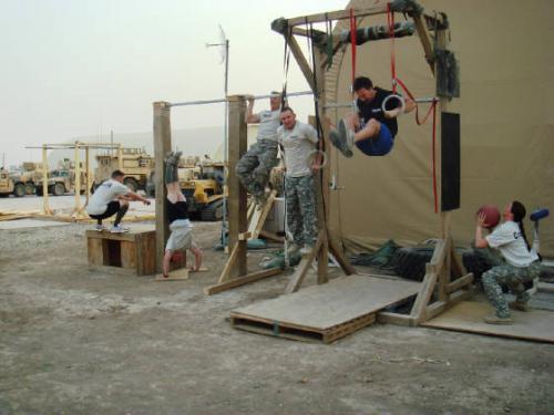 CrossFit-Baghdad-airport