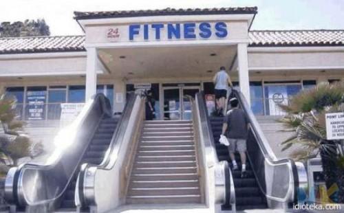 Фитнес в 21 веке