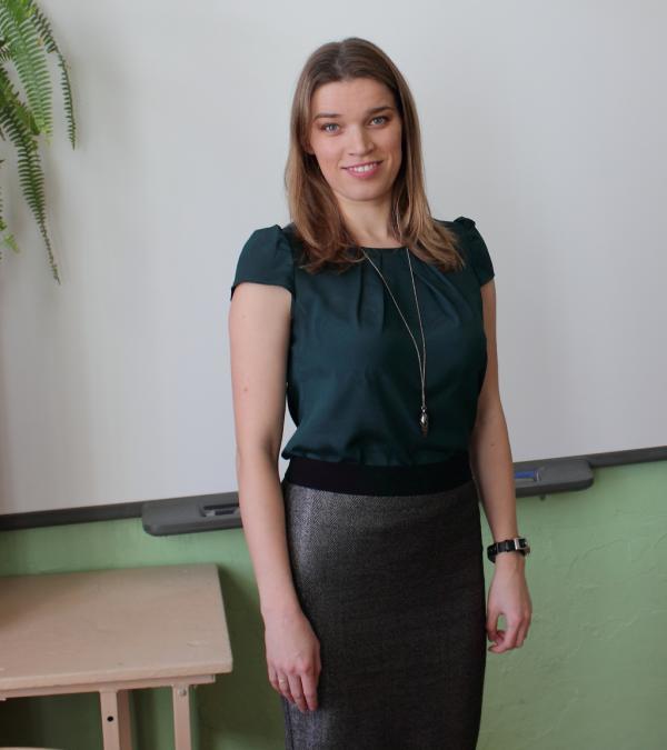 Мария Ларина 2