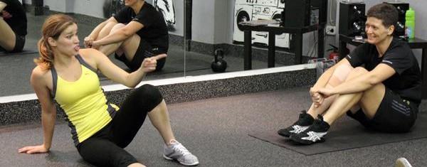 Мария Ларина фитнес