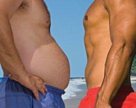 День 40. Лишний вес