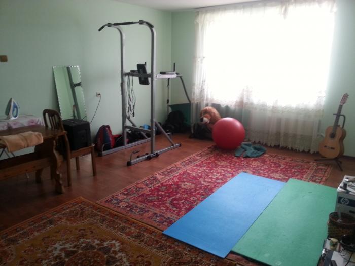 Мой спортзал дома