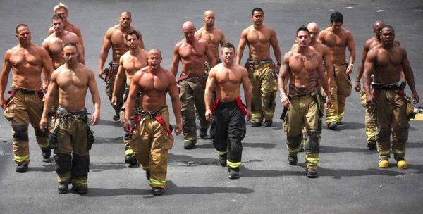 South Florida Firefighters Calendar