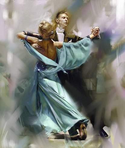 Вальс давайте потанцуем