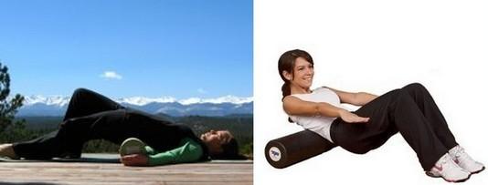 День 13. Иногда болит спина, способ расслабления мышц и фасций