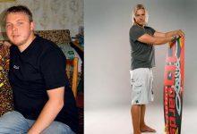 Как похудеть до после