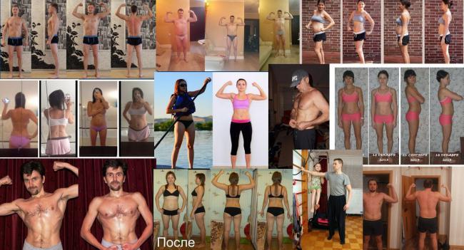 100 дневный воркаут результаты участников