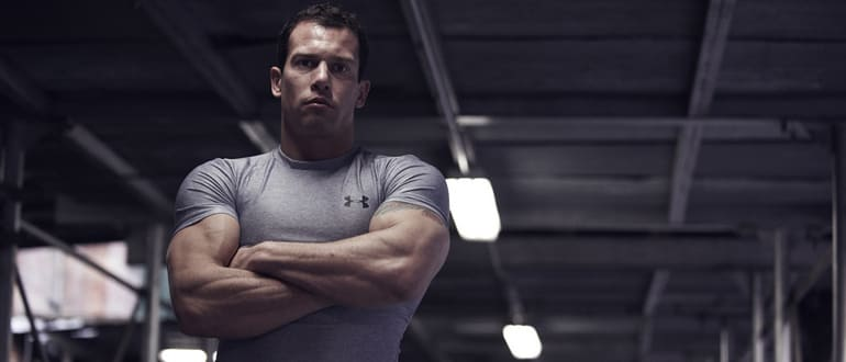 фитнес тренер мужчина