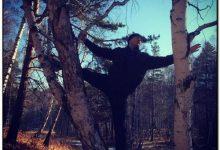 СИбирский Воркаут на березе