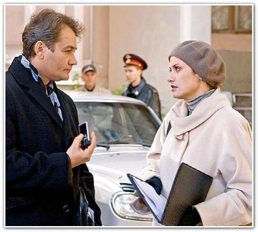 Тайны следствия Мария Швецова