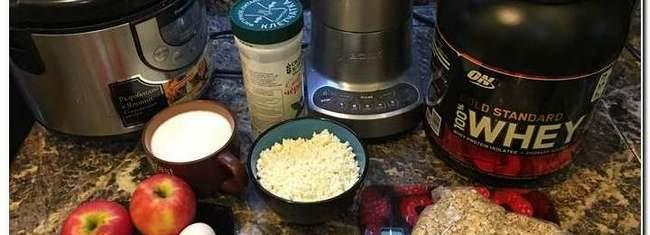 Шарлотка от Руса ингредиенты