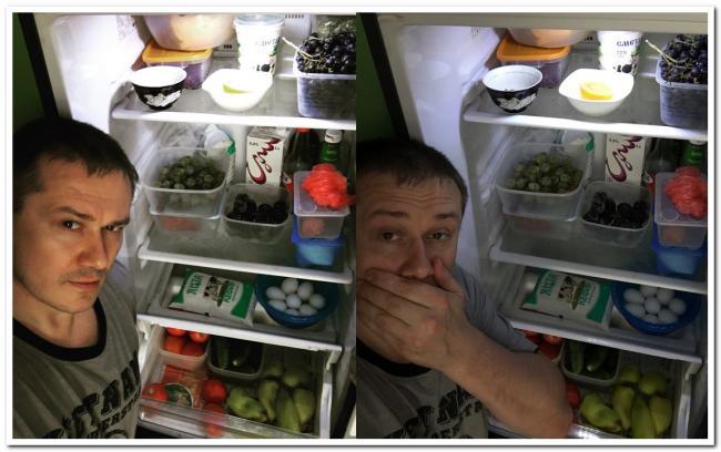 Диета и холодильник