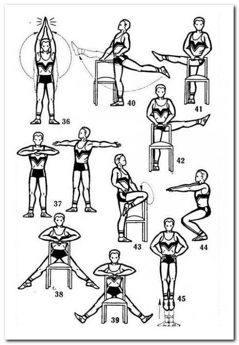 сожалению, упражнения для проф гимнастики человек? Отчеты: Посетители