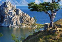 Ольхон остров на Байкале