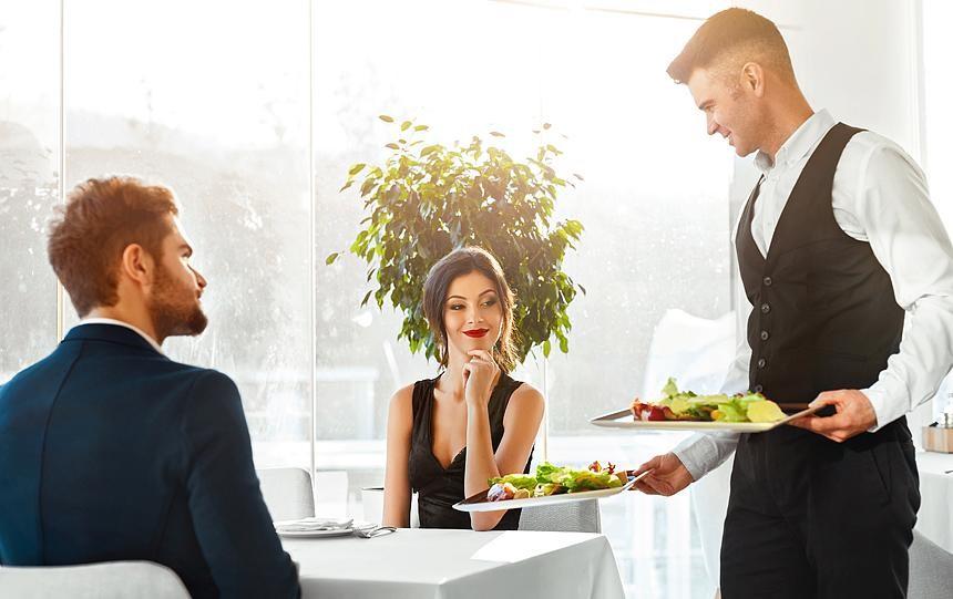 Встреча в ресторане