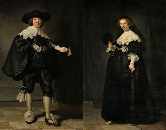Портреты молодоженов