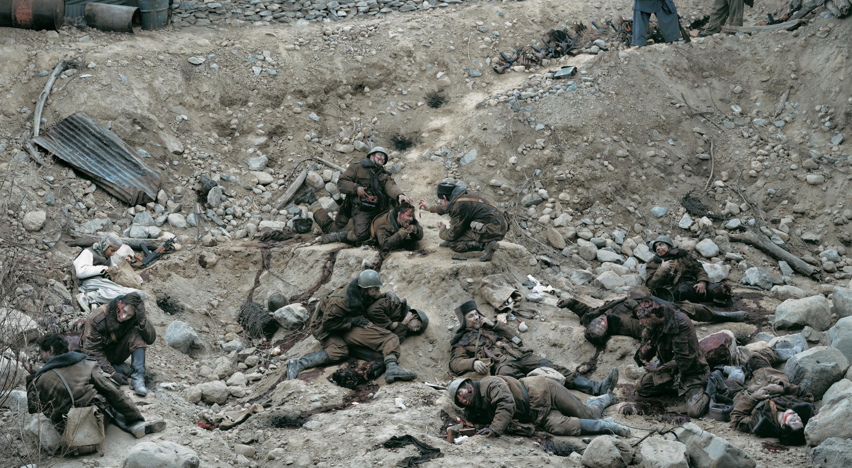 Говорят мертвые воины