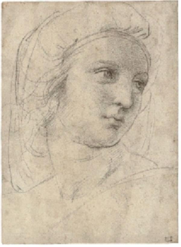 Рисунок Рафаэля