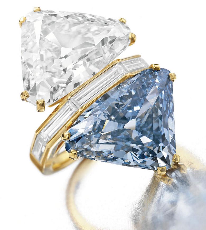 Bulgari Blue Ring