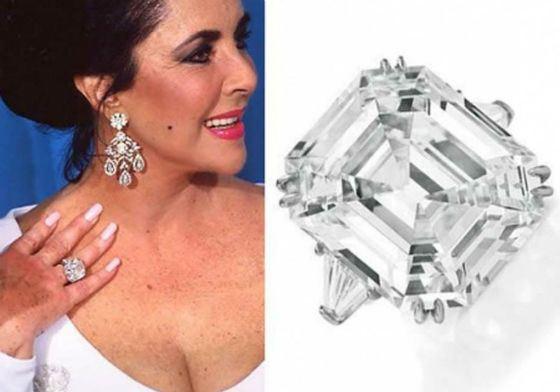 Krupp Diamond (Elizabeth Taylor Diamond)