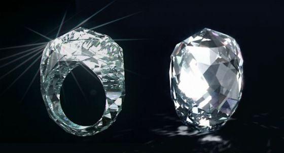 Shawish The World's First Diamond Ring