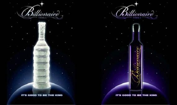 Биллионер водка