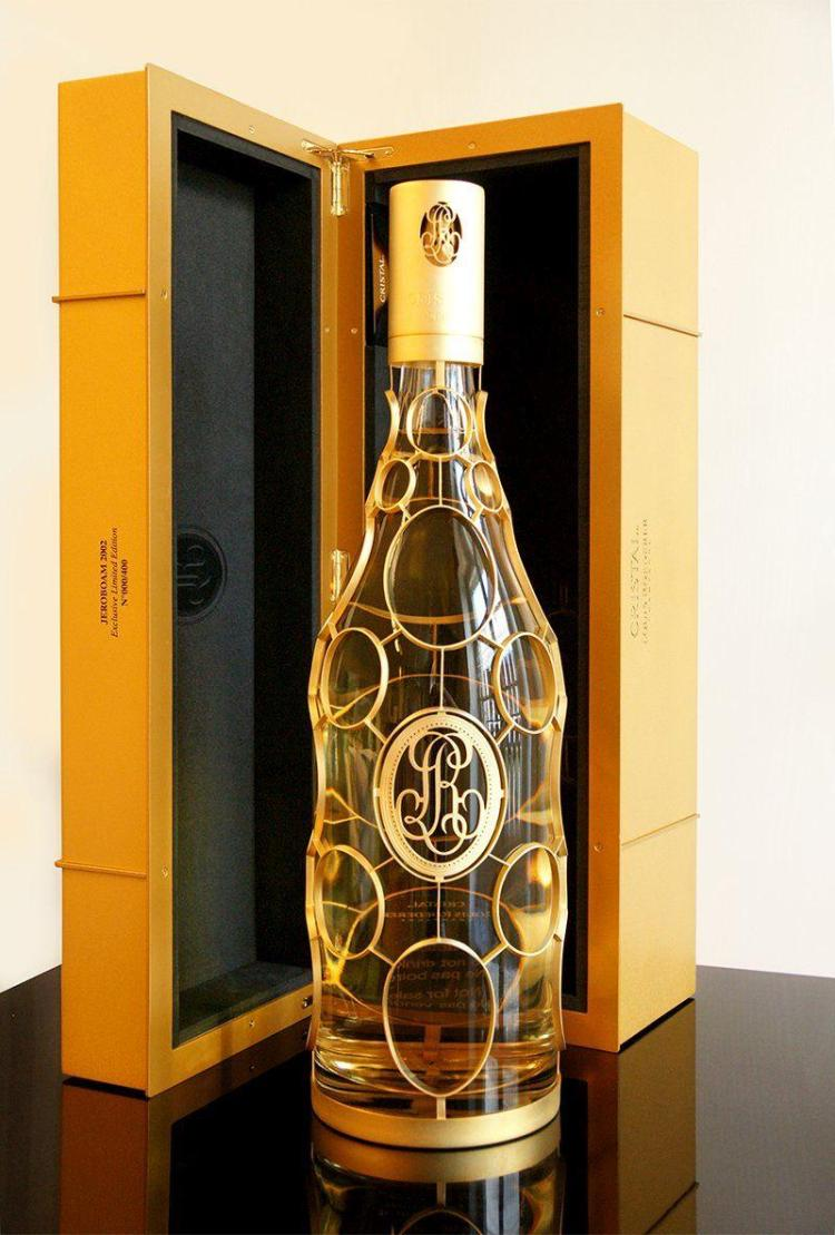 Louis Roederer Cristal «Medalion» Limited Edition