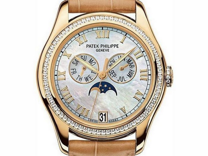 Patek Philippe Ladies Complicated Watch