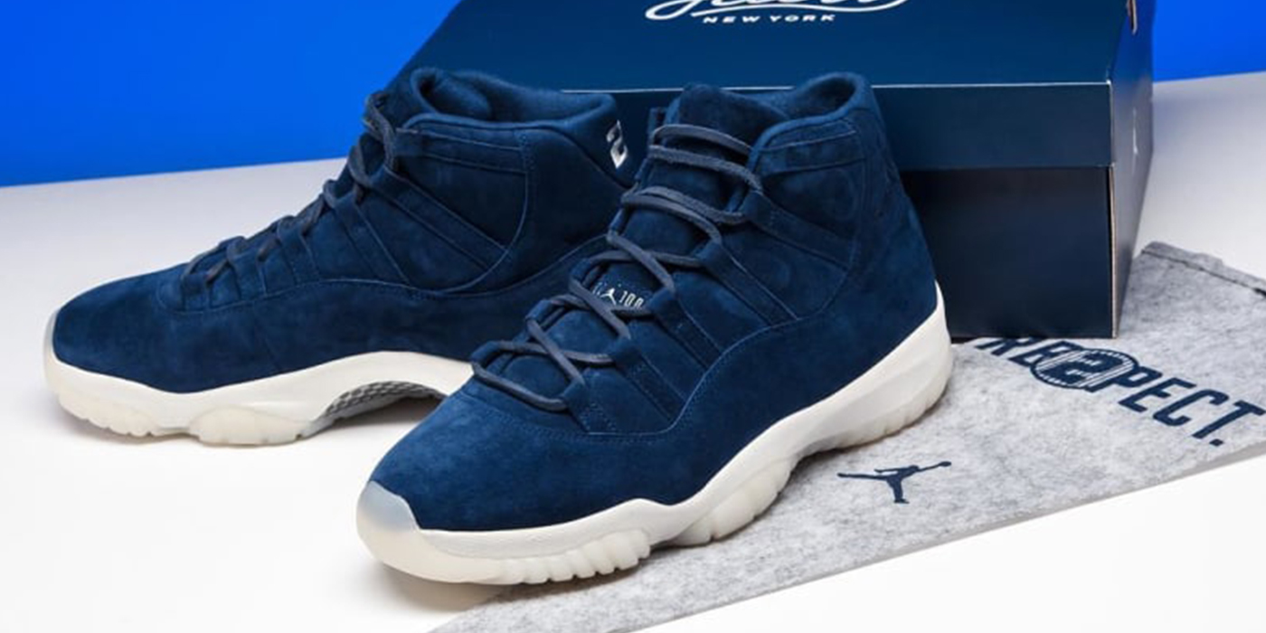 Air Jordan XI Retro Jeter 2017
