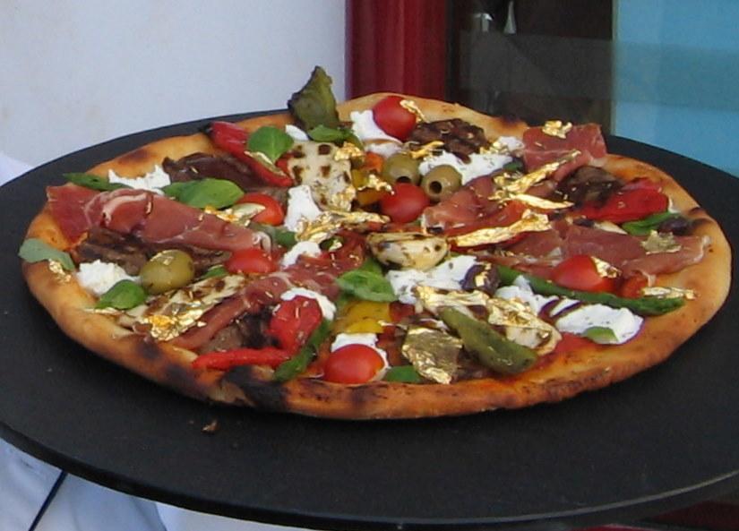Пицца 007